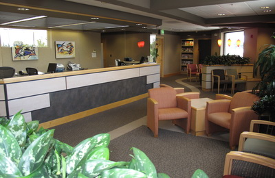 Waiting Room - Pediatric Dentistry in Lakewood, WA
